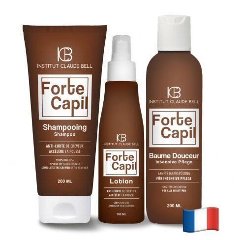 Szampon, Lotion i Balsam Forte Capil